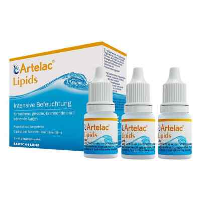 Artelac Lipids Md Augengel  bei juvalis.de bestellen