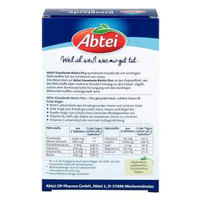 Abtei Kieselerde Plus Biotin Depot Tabletten  bei juvalis.de bestellen