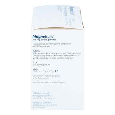 Magnetrans direkt 375 mg Granulat  bei juvalis.de bestellen