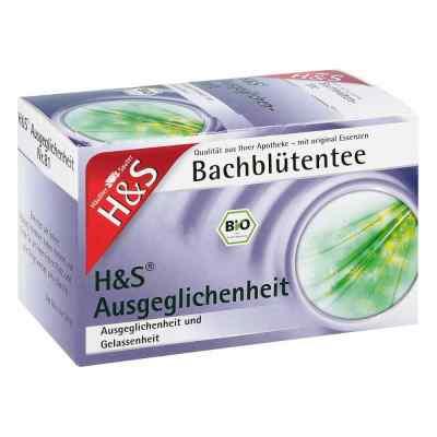 H&s Bachblüten Ausgeglichenheits-tee Filterbeutel  bei juvalis.de bestellen