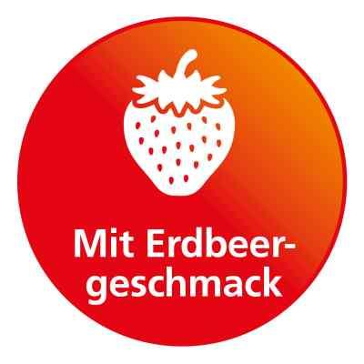 NUROFEN Junior Fieber- & Schmerzsaft Erdbeer  bei juvalis.de bestellen