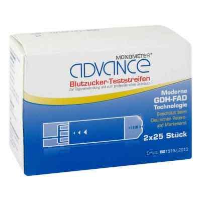 Advance Monometer Blutzucker Teststr. Gdh  bei juvalis.de bestellen