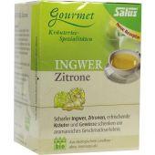 Ingwer Zitrone Tee Salus Filterbeutel  bei juvalis.de bestellen