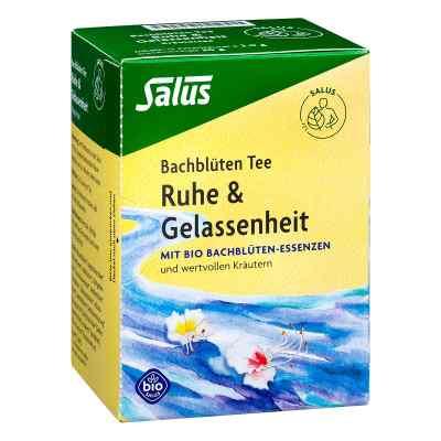Bachblüten Tee Ruhe & Gelassenheit bio Salus  bei juvalis.de bestellen