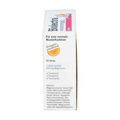 Biolectra Magnesium Direct Orange Pellets  bei juvalis.de bestellen