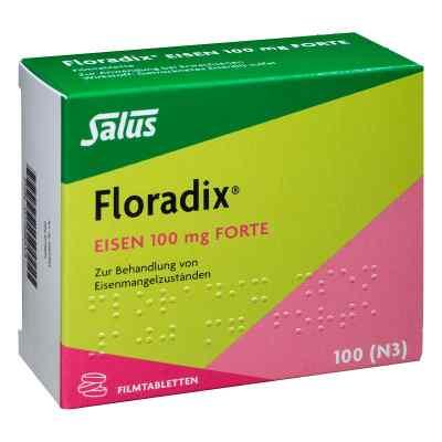 Floradix Eisen 100mg forte  bei juvalis.de bestellen