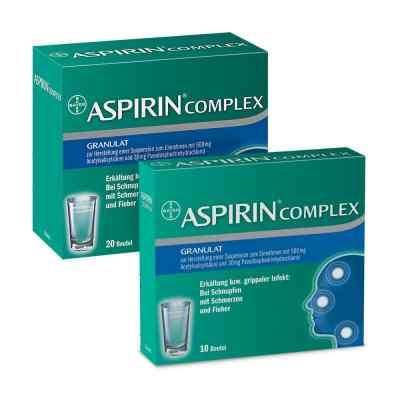 Aspirin Complex Granulat Sparpaket  bei juvalis.de bestellen