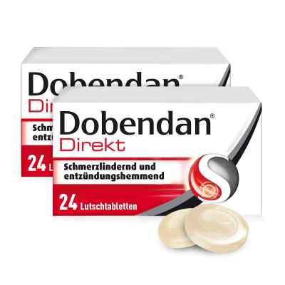 Dobendan Direkt Flurbiprofen 8,75 mg Lutschtabletten  bei juvalis.de bestellen