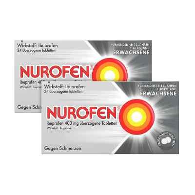 Nurofen Ibuprofen 400mg  bei juvalis.de bestellen