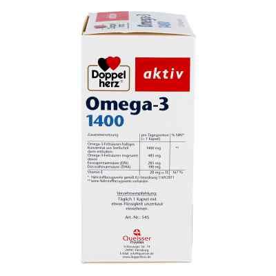 Doppelherz Omega-3 1.400 Kapseln  bei juvalis.de bestellen