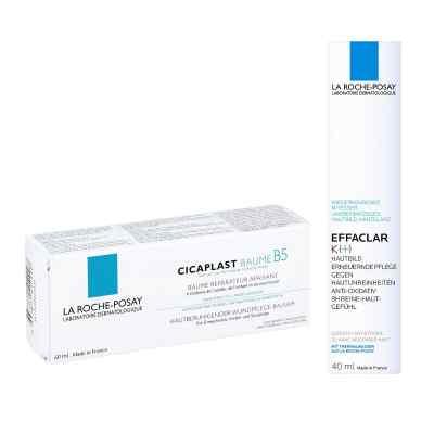 Roche Posay Cicaplast Baume B5 + Effaclar K+  bei juvalis.de bestellen