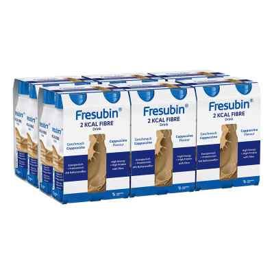 Fresubin 2 kcal fibre Drink Cappuccino Trinkflasche  bei juvalis.de bestellen