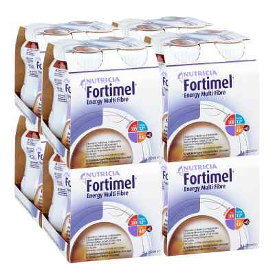 Fortimel Energy Multi Fibre Schokoladengeschmack  bei juvalis.de bestellen