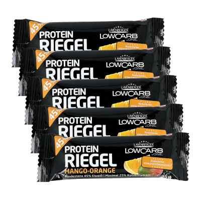 Layenberger Lowcarb.one Protein-riegel Mango-oran.  bei juvalis.de bestellen