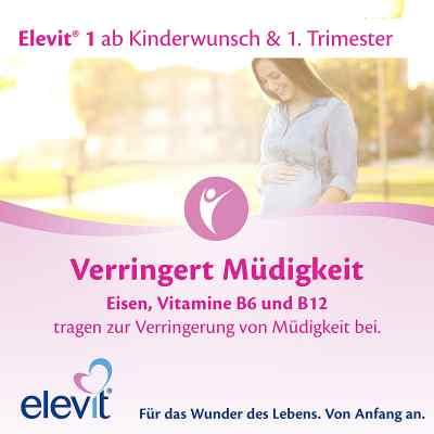 Elevit 1 und 2 Schwangerschaft  bei juvalis.de bestellen