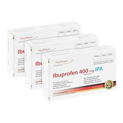 Ibuprofen 400mg  bei juvalis.de bestellen