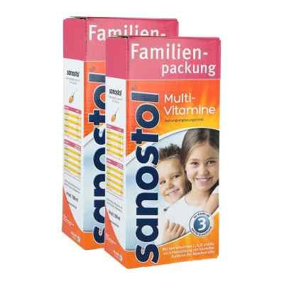Sanostol Saft und Dosierspender  bei juvalis.de bestellen