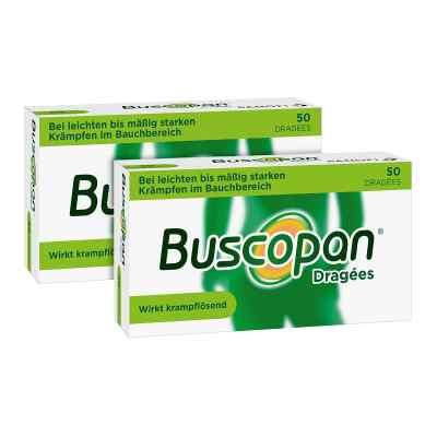 Buscopan Dragees Doppelpack  bei juvalis.de bestellen