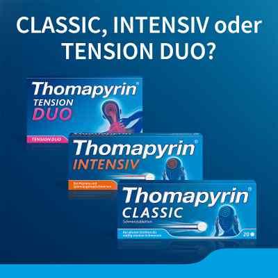 Thomapyrin TENSION DUO 400mg/100mg bei Kopfschmerzen Doppelpack  bei juvalis.de bestellen