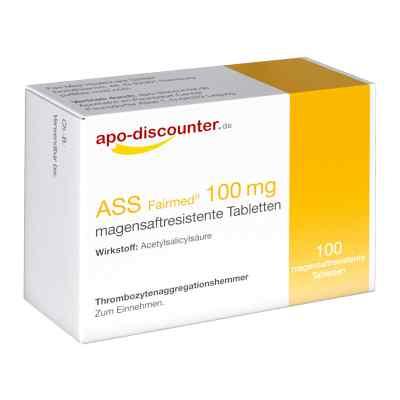 ASS 100mg von apo-discounter  bei juvalis.de bestellen
