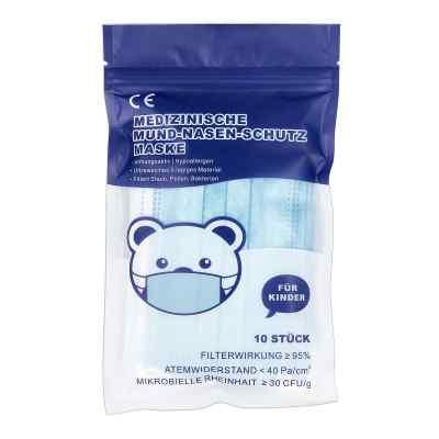 Mund-Nasen-Schutz Maske für Kind M mit Nasenbügel  bei juvalis.de bestellen