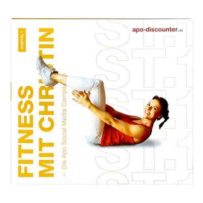 Fitness mit Christin - Trainingsvideos (USB-Stick)  bei juvalis.de bestellen