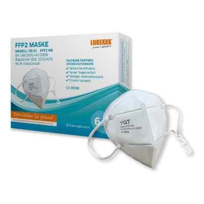 FFP2 Masken LUBEXXX  bei juvalis.de bestellen
