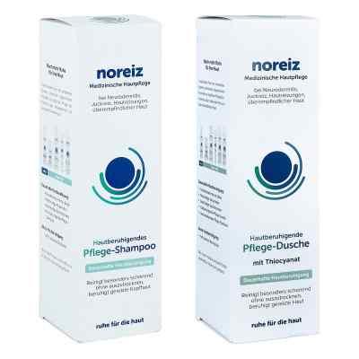 noreiz Hautberuhigendes Pflege-Shampoo und Pflege-Dusche  bei juvalis.de bestellen