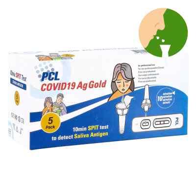 COV04S PCL COVID19 Ag Gold Speicheltest  bei juvalis.de bestellen