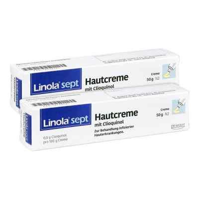Linola sept Hautcreme mit Clioquinol  bei juvalis.de bestellen