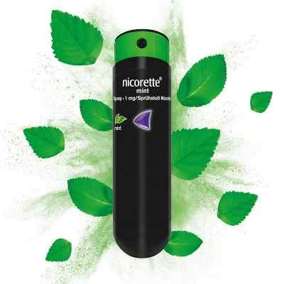 Nicorette Mint Spray: Nikotinspray  bei juvalis.de bestellen
