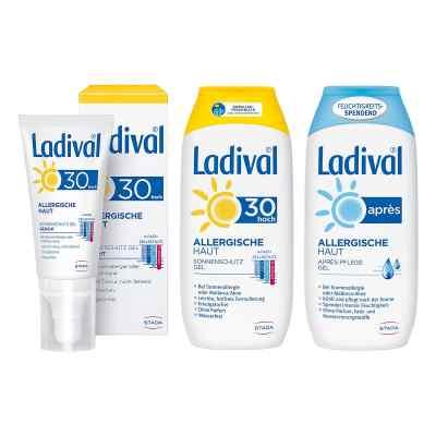 Ladival Paket allergische Haut  bei juvalis.de bestellen