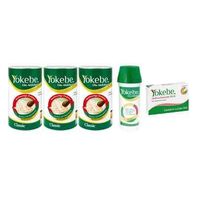 Yokebe Classic Diät Paket  bei juvalis.de bestellen
