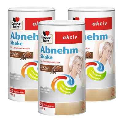 Doppelherz Abnehm Shake Schoko 3er Paket  bei juvalis.de bestellen