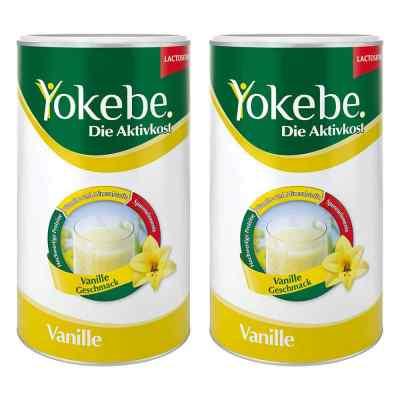 Yokebe Lactosefrei Vanille Pulver  bei juvalis.de bestellen