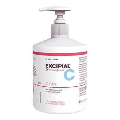 Excipial Clean Flüssig-syndet  bei juvalis.de bestellen