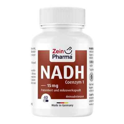 Nadh micro effect Kapseln 15 mg  bei juvalis.de bestellen