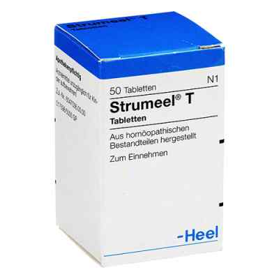Strumeel T Tabletten  bei juvalis.de bestellen