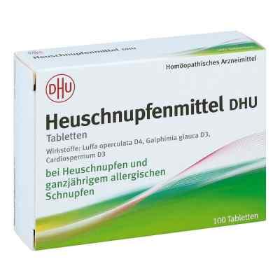 Heuschnupfenmittel Dhu Tabletten  bei juvalis.de bestellen