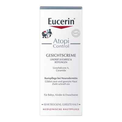 Eucerin Atopicontrol Gesichtscreme  bei juvalis.de bestellen