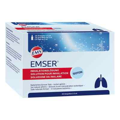 Emser Inh. Lösung Inhalationsampullen  bei juvalis.de bestellen