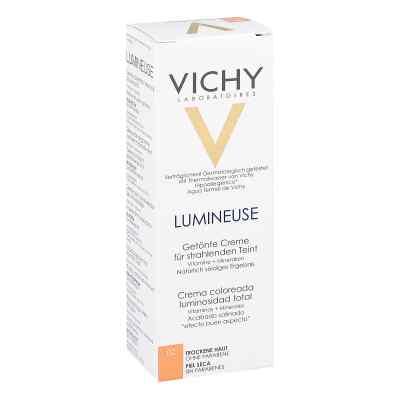 Vichy Lumineuse Satinee peche für  trockene Haut Cr.  bei juvalis.de bestellen