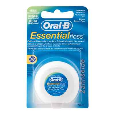 Oral B Zahnseide gewachst mint  bei juvalis.de bestellen