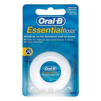 Oral B Zahnseide Essential Floss ungewachst  bei juvalis.de bestellen