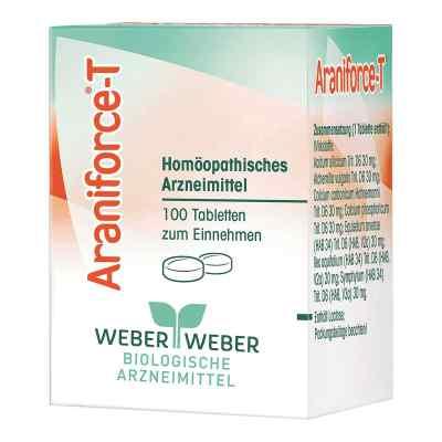 Araniforce T Tabletten  bei juvalis.de bestellen