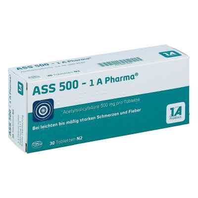 ASS 500-1A Pharma  bei juvalis.de bestellen