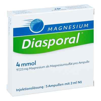 Magnesium Diasporal 4 mmol Ampullen  bei juvalis.de bestellen