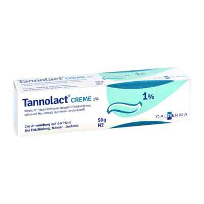 Tannolact Creme 1%  bei juvalis.de bestellen