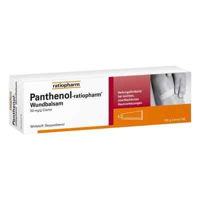 Panthenol-ratiopharm Wundbalsam  bei juvalis.de bestellen