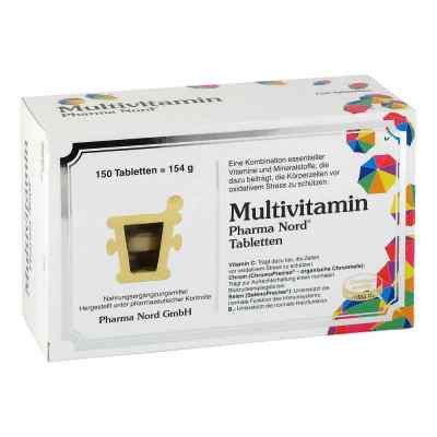Multivitamin Pharma Nord Tabletten  bei juvalis.de bestellen